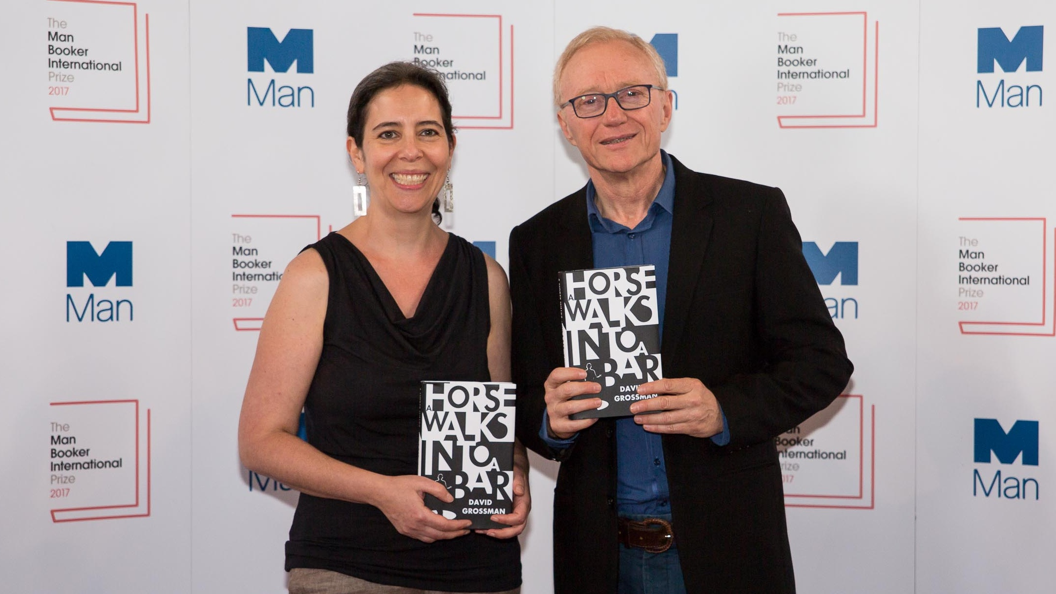 Israeli Author David Grossman Wins Man Booker International Prize