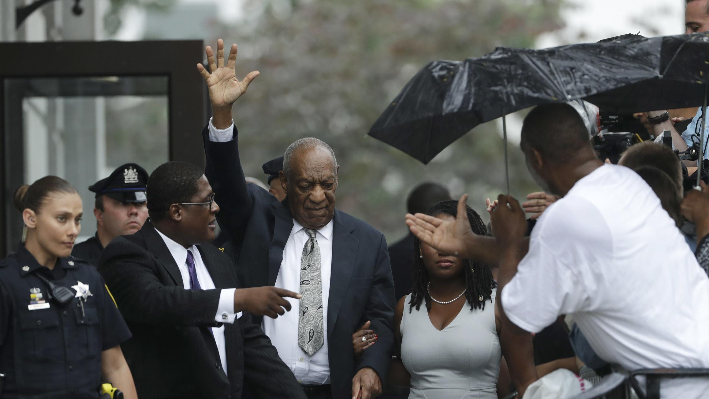 COSBY TRIAL ENDS: Judge Declares Mistrial After Jury Fails to Return Verdict